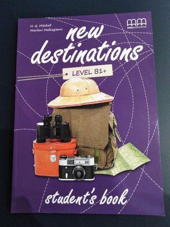 MMpublications New Destinations B1+ student's book
