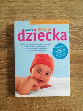"""Wielka księga dziecka"" Birgit Gebauer-Sesterhenn"