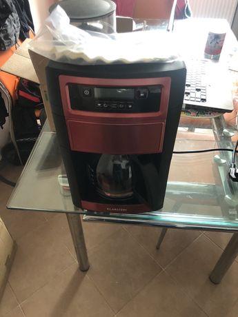 Кавоварка Klarstein з Німеччини кофеварка