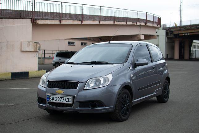Автомобиль Chevrolet Aveo