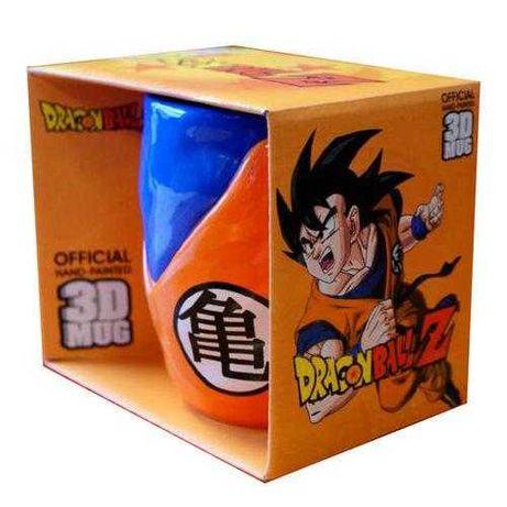 Caneca 3D Dragon Ball - Goku Gi