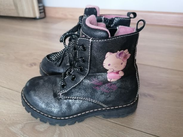 Buty dziewczęce rozm 26
