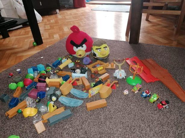 Angry Birds. Pluszaki. samochodziki, proce i wiele innych