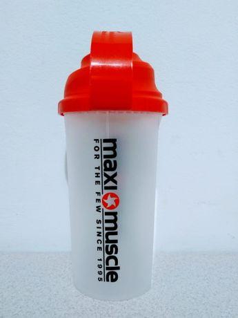 Shaker buchsteiner 700 ml maxi muscle 100% oryginał siłownia trening