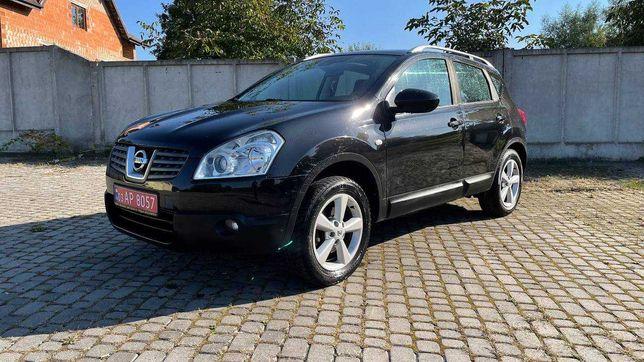 Nissan Qashqai 2008 року (Європа) - (1.5 л.)