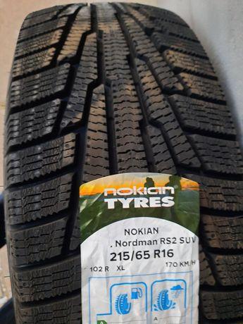 Nokian Nordman RS2 215/65 R16 НОВЫЕ 4ре шины-7600гр.