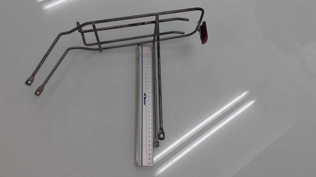 Bagażnik rowerowy. Stalowy solidny.