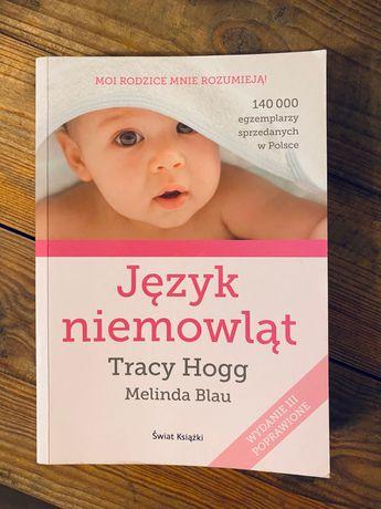 Język niemowląt Tracy Hogg książka