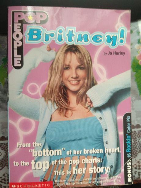 Книга о Бритни Спирс