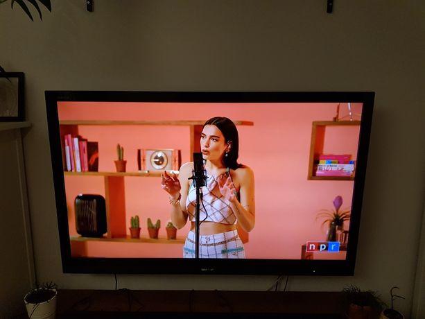"""Telewizor 52"""" cale, marki Sharp, FHD Full HD. 50 cali, 55 cali."""