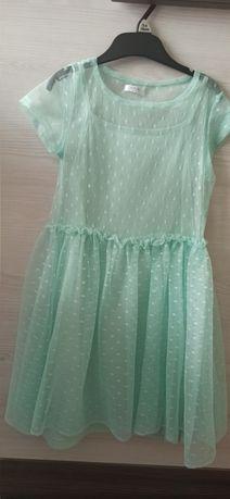 Sukienki rozm. 128