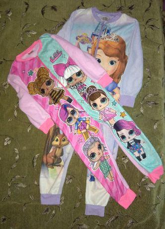 Продам 2 Набор Пижама на девочку