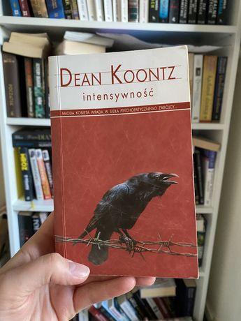 Intensywność - Dean Koontz - pocket
