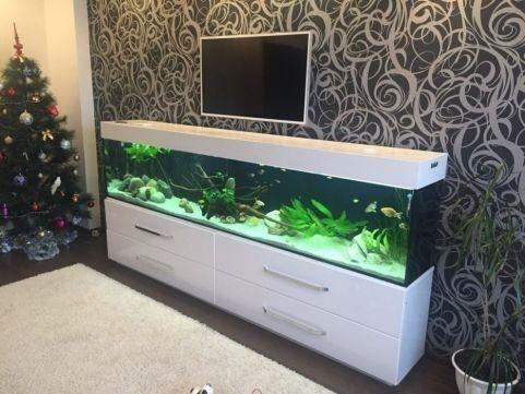 Изготовление аквариумов любых форм и размеров