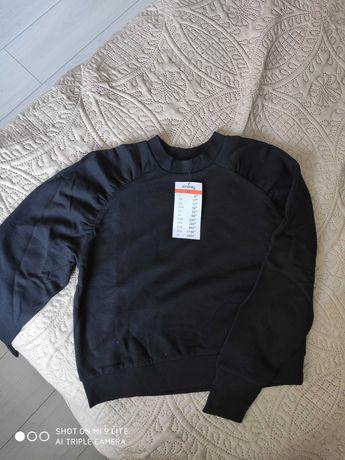 Nowa Bluza Sinsay czarna