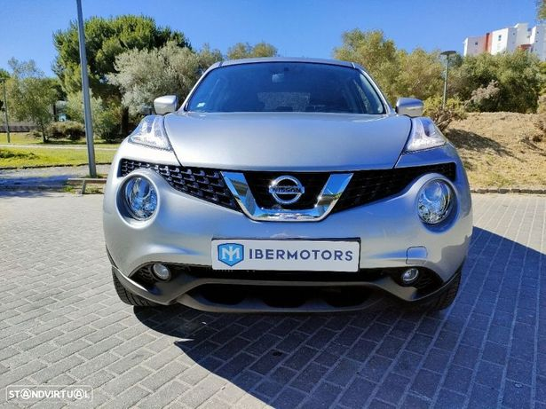Nissan Juke 1.2 DIG-T Acenta Connect