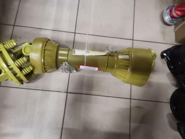 Wałek przekaźnika mocy ze sprzęgłem- 750mm/520mm