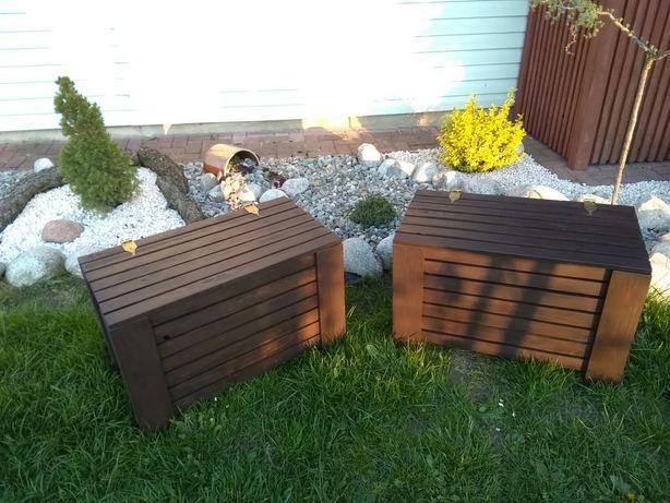 Skrzynia, kufer, pufa, siedzenie do ogrodu lub domu DOWOLNY WYMIAR