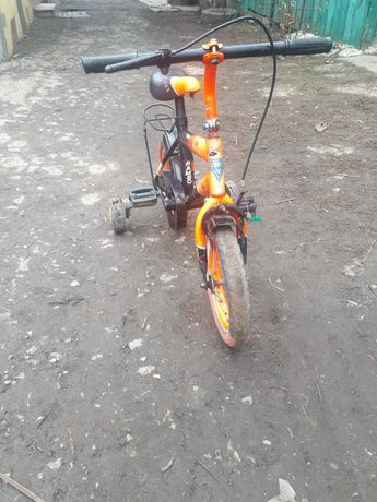 Велосипед детский от 3лет до 5лет