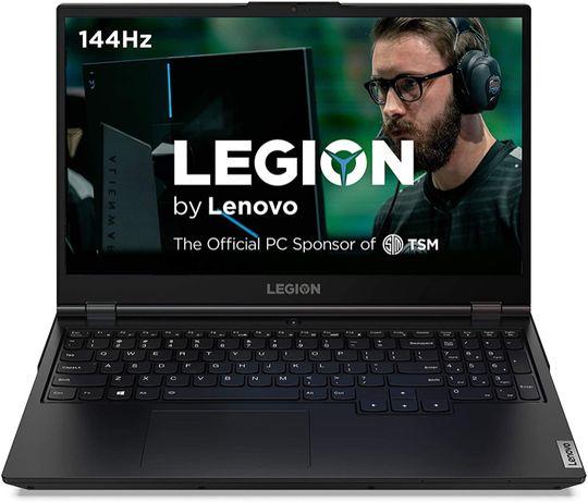 Lenovo Legion 5 144Hz, Ryzen 7 4800H, 16GB, GTX 1660Ti, SSD 512Gb, W10