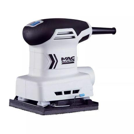Szlifierka oscylacyjna MacAllister 1/4 220 W MSSS200 Polecam