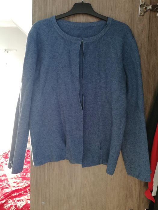 Sweter niebieski Bedlno - image 1