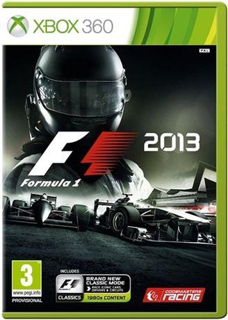 F1 2013 xbox360 NOWA