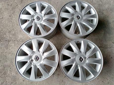 Felgi aluminiowe 16 cali 4x100 et 49 Renault Clio Megane Scenic