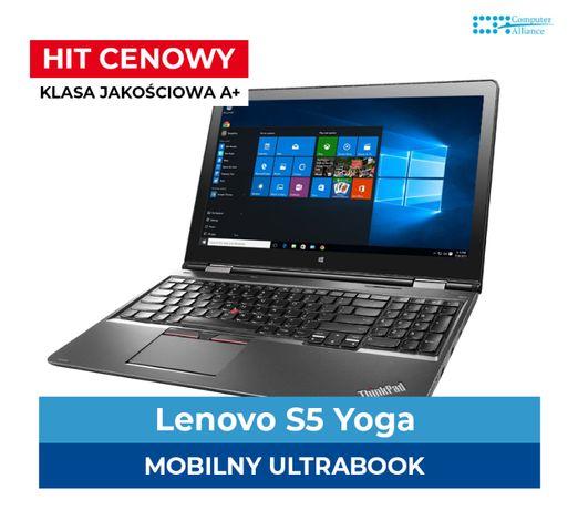 Laptop Lenovo S5 Yoga i5-5200 | 8GB | 256GB | Dotykowy | GW | Klasa A+