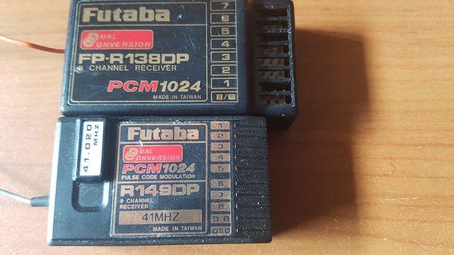 Recetores Futaba e Radiolink