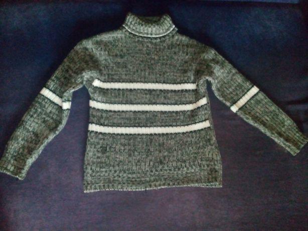 свитер на мальчика 9 лет