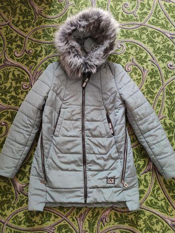 Женская одежда куртка зимняя
