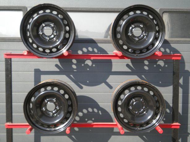 Felgi stalowe 15 5x114,3 et43 Renault Megane 3 III Scenic 3 III