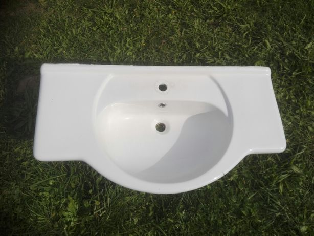Duża umywalka