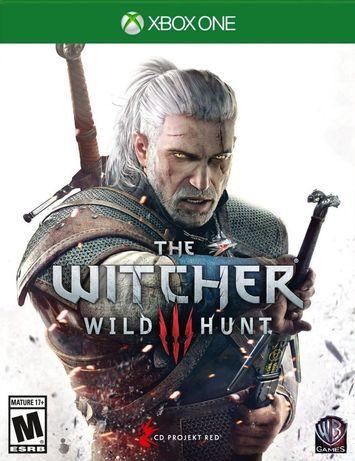 Gra Wiedźmin 3 - Dziki Gon XOne - używana