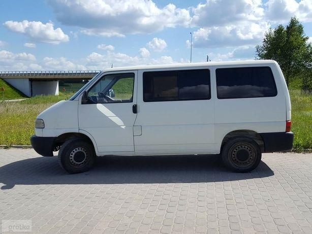 Transport , przeprowadzki VW T4