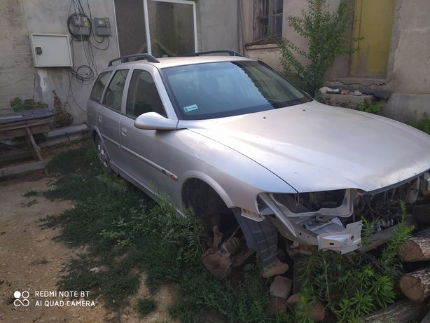 Opel vectra b разбор