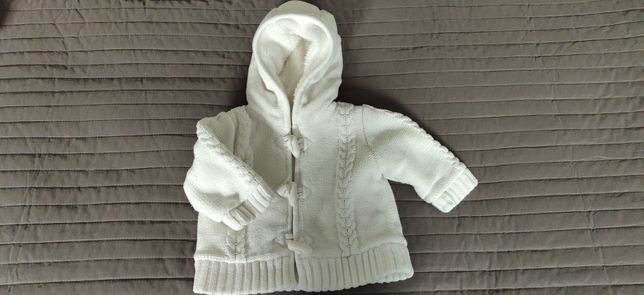 Sweterek niemowlęcy Mothercare