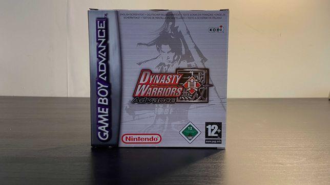 Dynasty Warriors Advance - Nintendo - Gameboy Advance