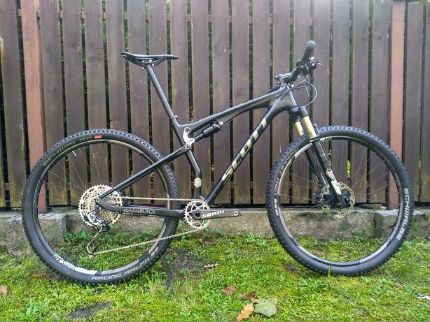 Rower Scott Spark RC 29 Carbon L 19 XX1 Absoluteblack Garbaruk SID 240