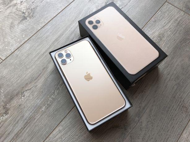 iPhone 11 Pro Max 512gb Gold Neverlock #i321