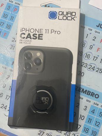 Iphone 11 pro quad lock