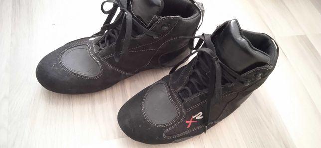 IXS мотоботинки кроссовки размер 43