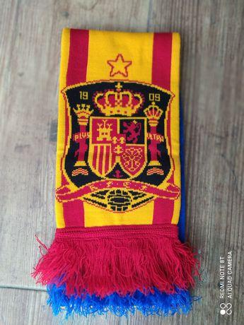 Szalik Euro 2012 finał Kijów Hiszpania Włochy kolekcjonerski kolekcja