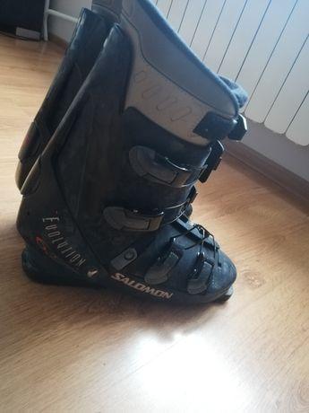Buty narciarskie Salomon evolution 6,2 (30cm wkladka)