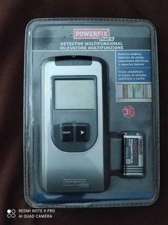 Detector Multifunções Powerfix Profi HG00384B