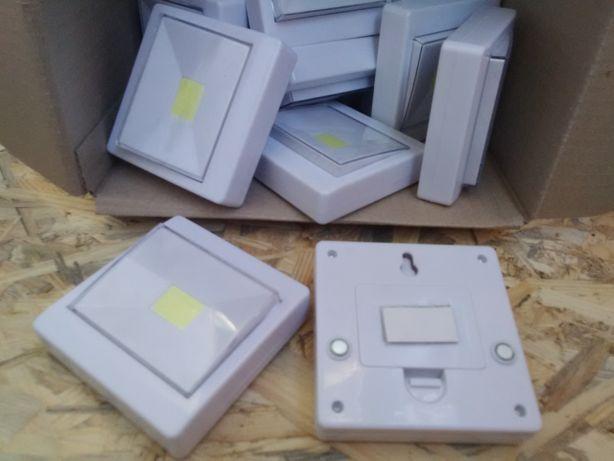 Світильники-вимикачі LED (фонарь)