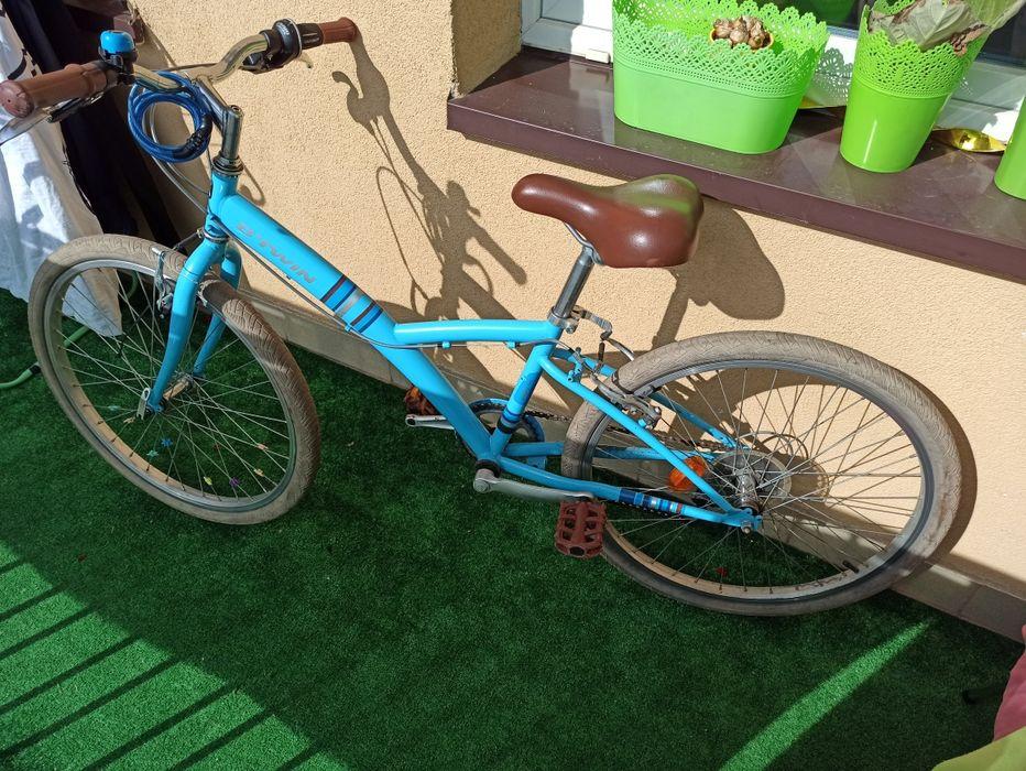 Sprzedam rower dla dziewczynki Decathlon Bełchatów - image 1