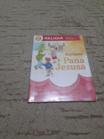 Podręcznik do Religi kochamy pana Jezusa dla 2 podstawówki