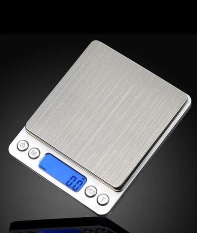 Весы ювелирные c 2мя чаша VS-1208-5 ACS 500gr/0,1gr